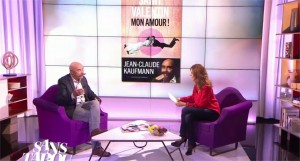 Interview de Jean-Claude Kaufmann - Sociologue spécialisé dans les couples - Chérie 25 sur NRJ Play - Mozilla Firefox