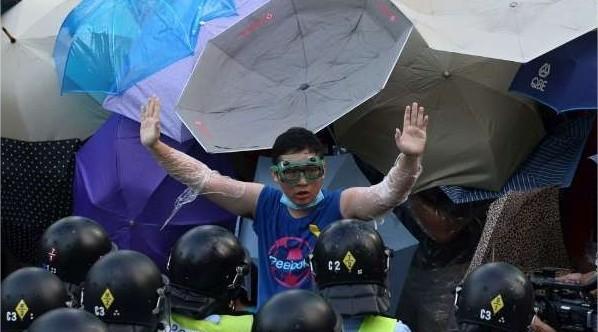 Parapluies de Chine